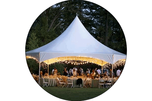 Affordable Commercial Grade Party Tent Marquees. Espree, Hex