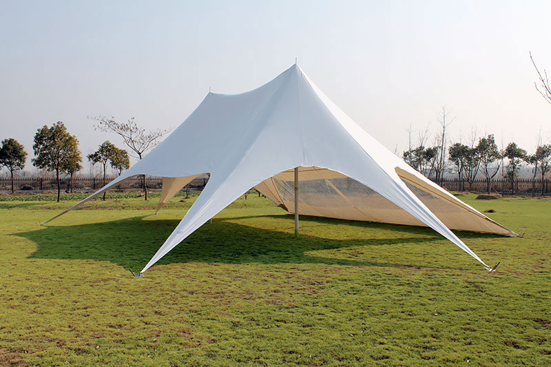 Twin Star Canopy 19m & 19m TwinStar - Great coverage for weddings an medium events